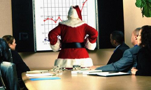 business-santa